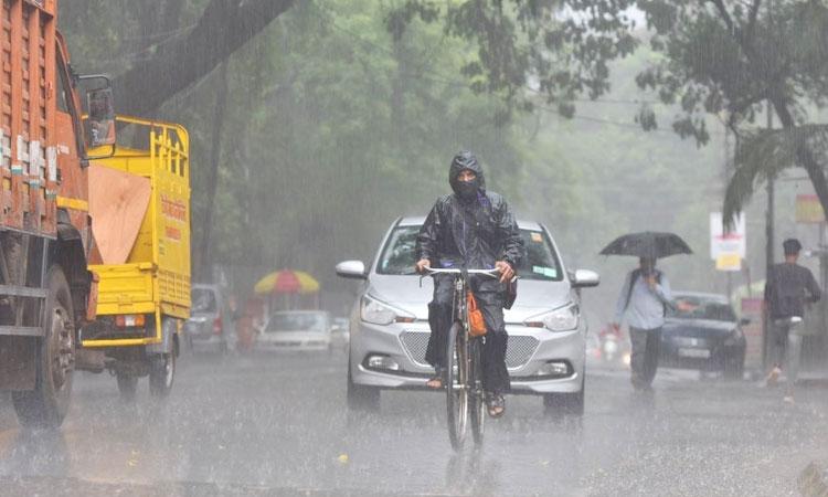 चक्रवाती तूफान 'गुलाब' की वजह से आज और कल महाराष्ट्र और विदर्भ में मूसलाधार बारिश की चेतावनी, इन 11 जिलों में रेड अलर्ट जारी